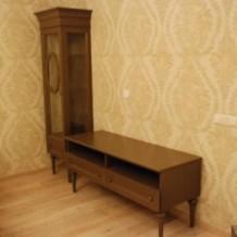 Klasikiniai mediniai televizoriaus staliukai Vilniuje