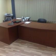 Stalai biuro Gargžduose