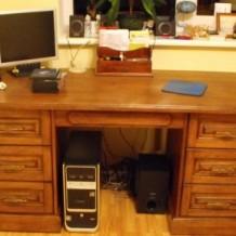 Mediniai biuro baldai Gargžduose