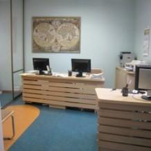 Stalai biurui Panevėžyje