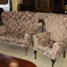 Minkšti senoviniai baldai Molėtuose