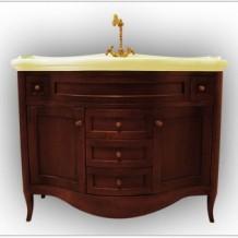 Klasikiniai mediniai vonios baldai Klaipėdoje