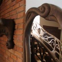 Mediniai veidrodžiai Palangoje