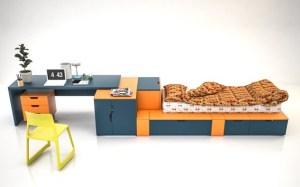 baldai vaikų kambariui